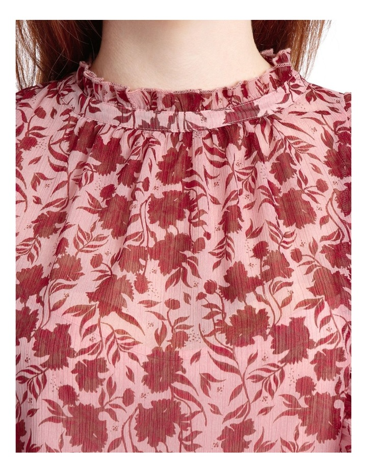 Top Short Sleeve With Ruffle image 4