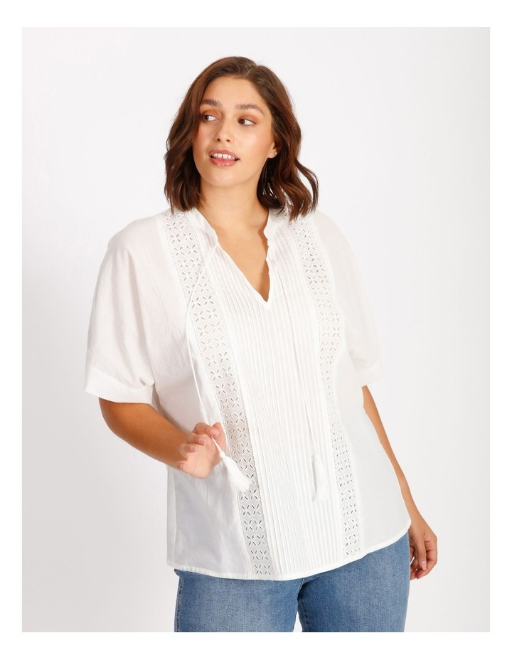 Lace Insert Top image 1