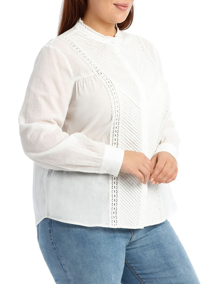 Shirt With Lace Details image 3