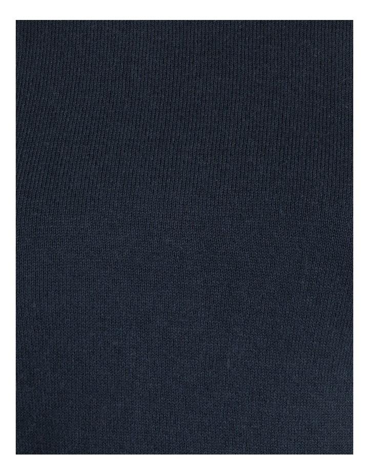 Fine Gauge Puff Sleeve Sweater image 7
