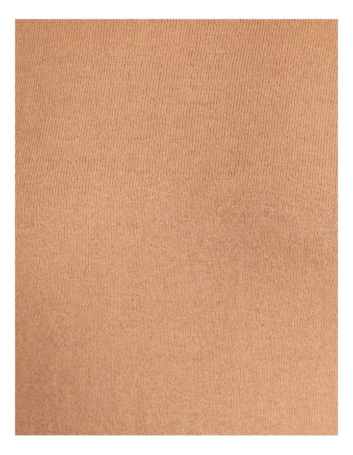 Fine Gauge Puff Sleeve Sweater image 6
