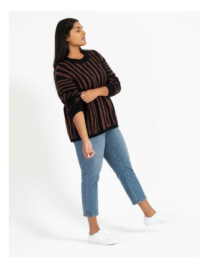 Vertical Stripe Knit image 3