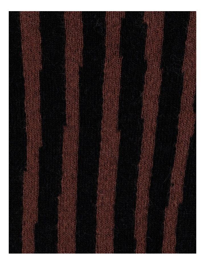 Vertical Stripe Knit image 4