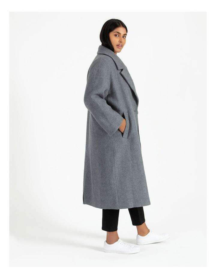 Oversized Boyfriend Coat image 4