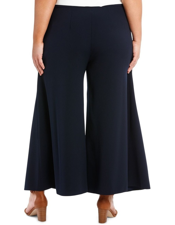 Wide Leg Pant With Front Splits image 6