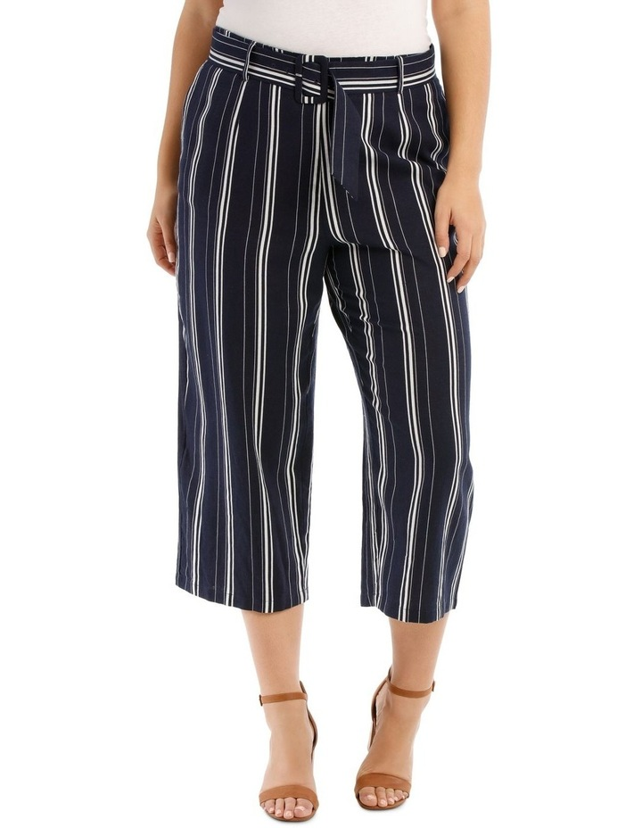 7/8 Length Wide Leg Pant image 1