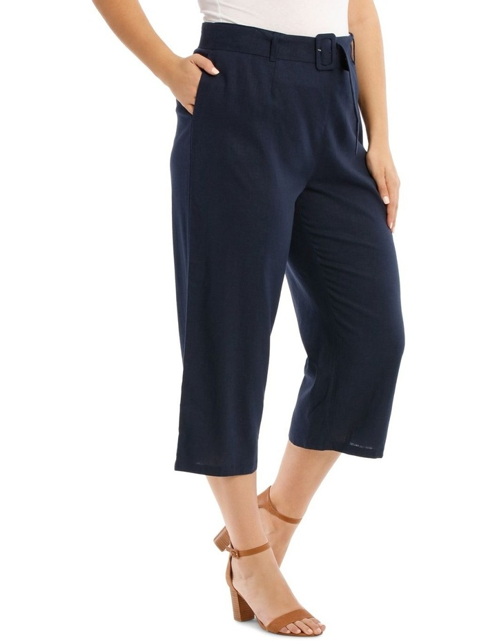 7/8 Length Wide Leg Pant image 2