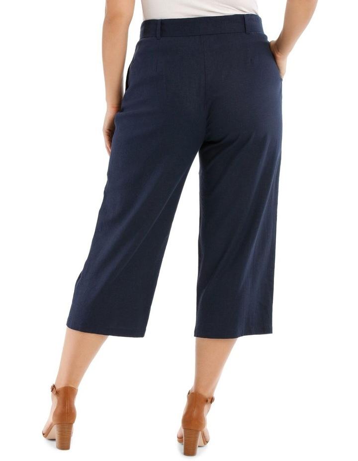 7/8 Length Wide Leg Pant image 3