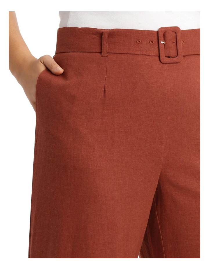 Wide Leg 7/8 Length Pant image 4
