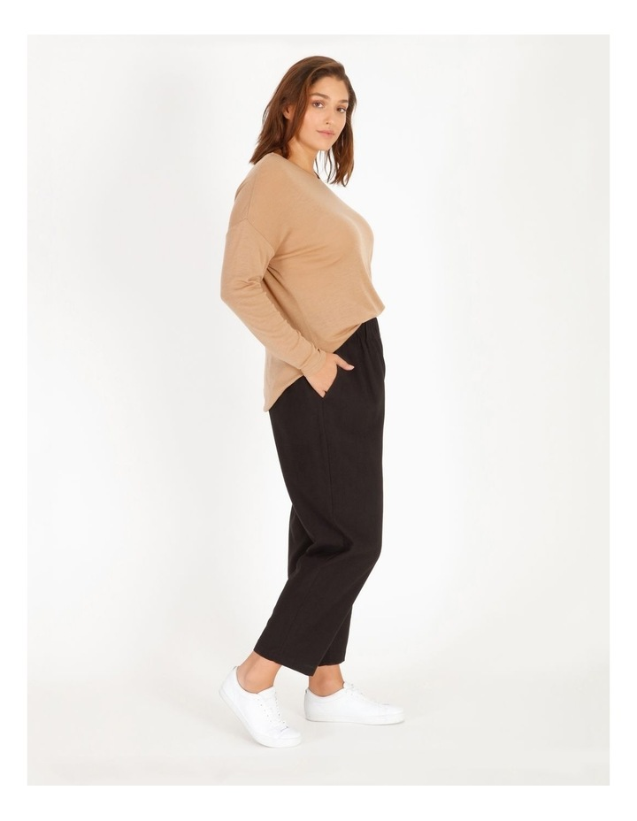 Paperbag Pull On Pant image 3