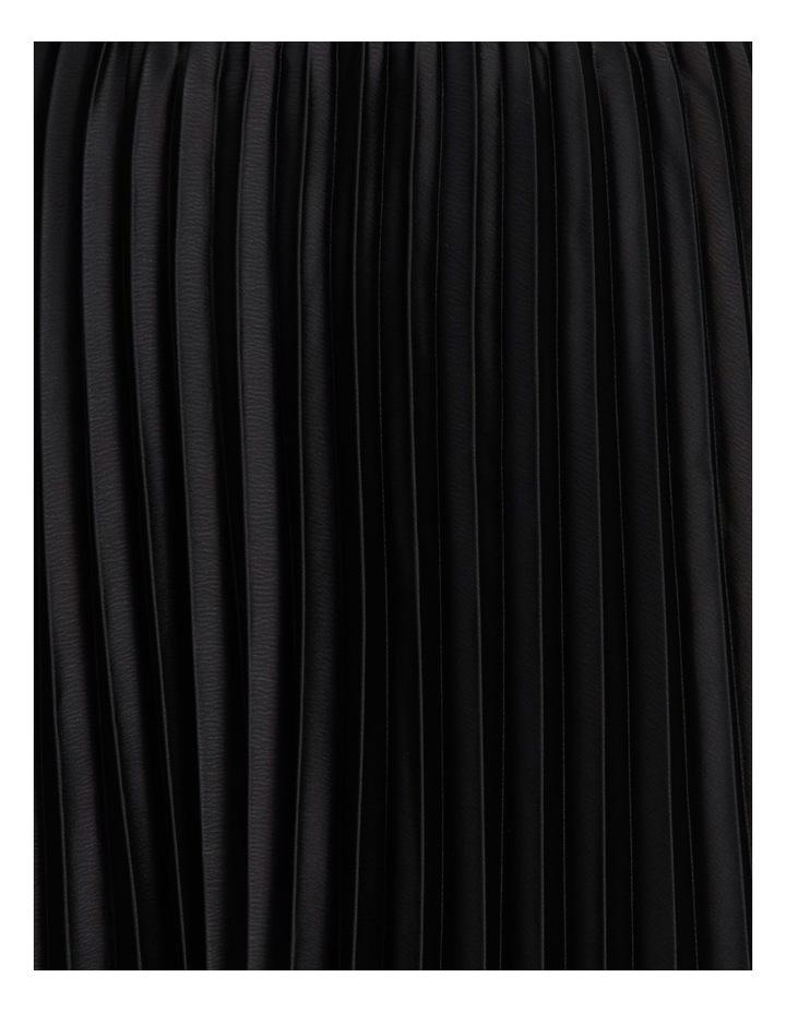 Pleated Midi Skirt image 5
