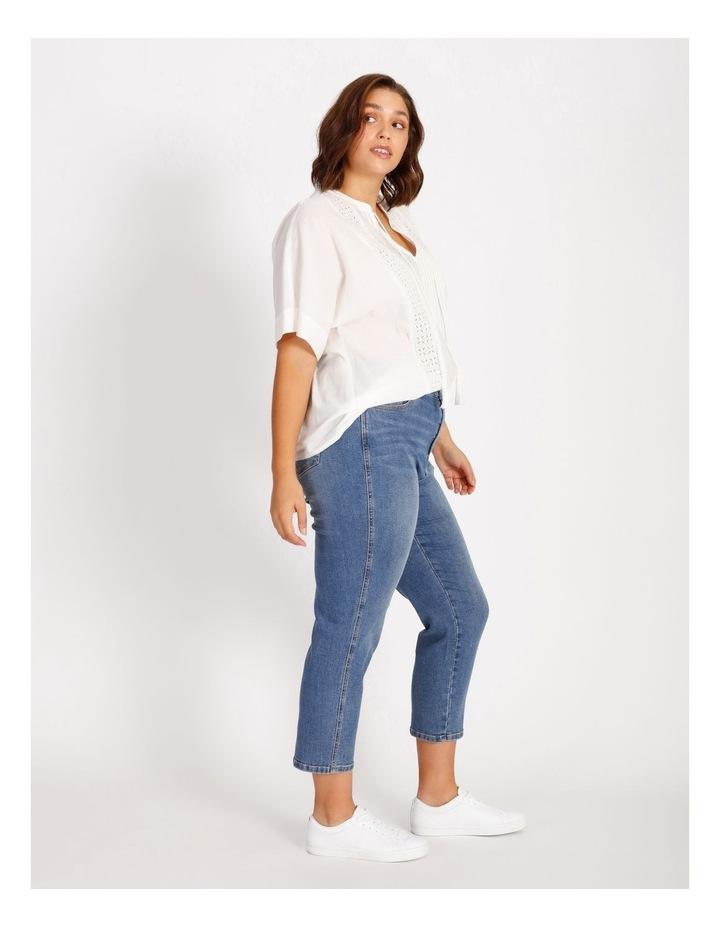 Slim Leg Denim Jean image 2