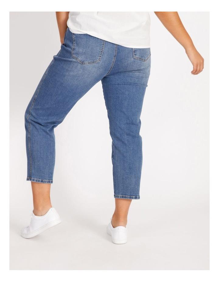 Slim Leg Denim Jean image 3