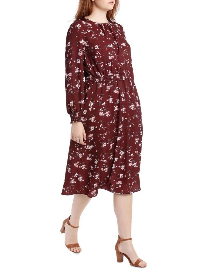 Dress With Shirred Waist image 2