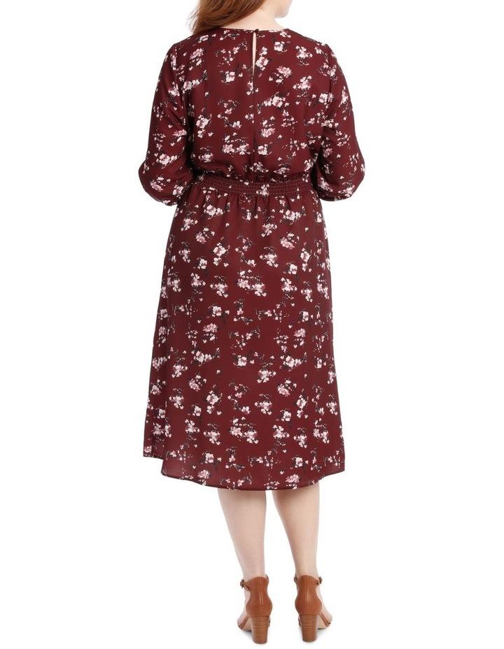 Dress With Shirred Waist image 3