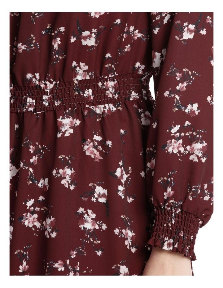 Dress With Shirred Waist image 4