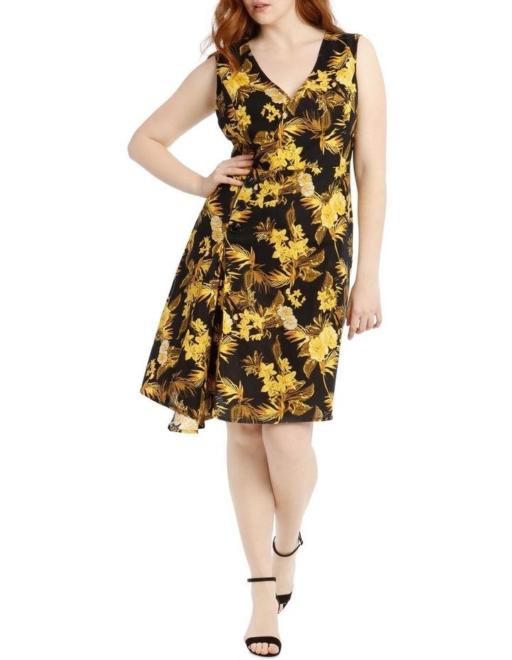 Dress Dark Floral image 1