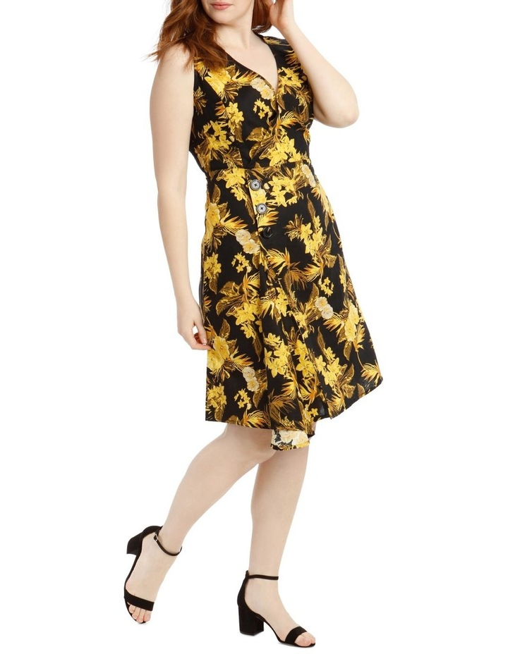 Dress Dark Floral image 2