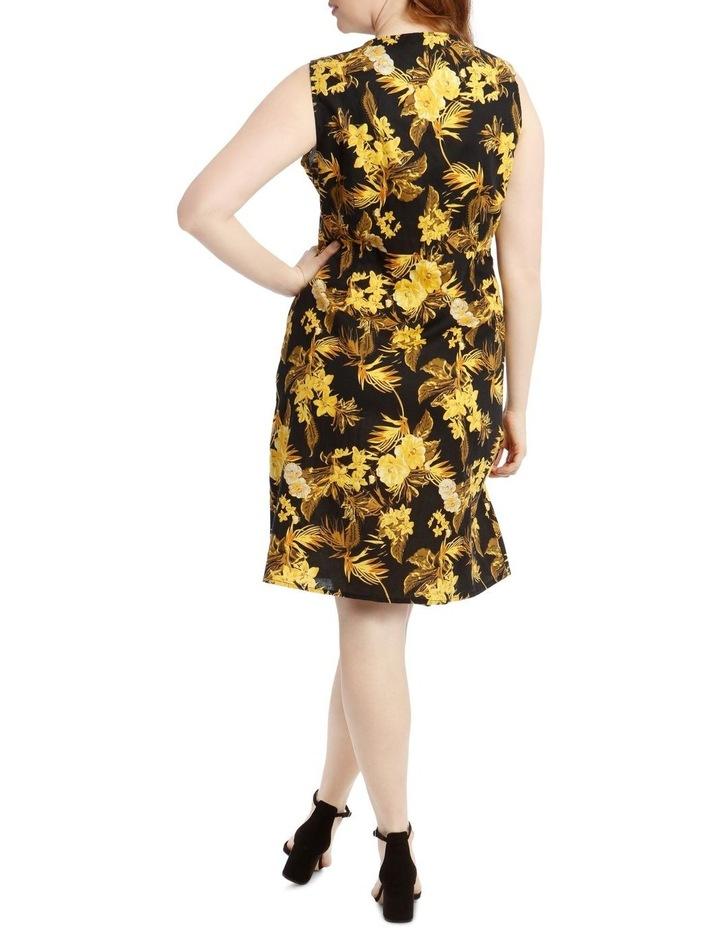 Dress Dark Floral image 3