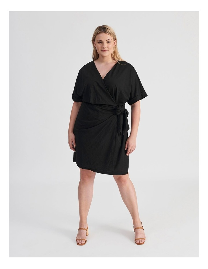 Wrap Mini Dress image 2
