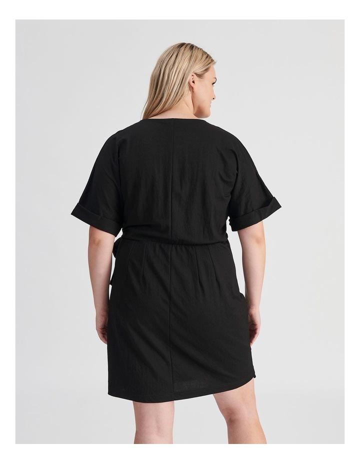 Wrap Mini Dress image 4