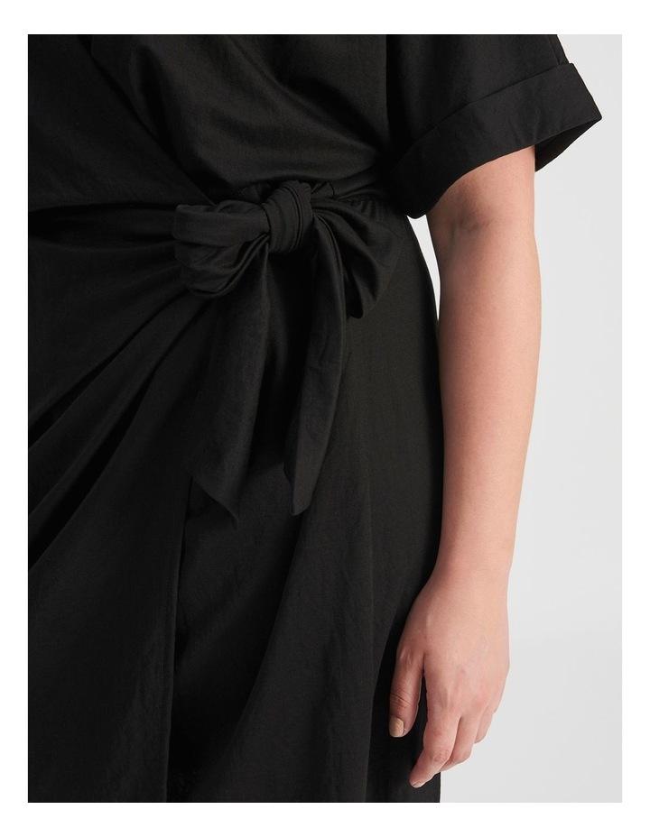 Wrap Mini Dress image 5