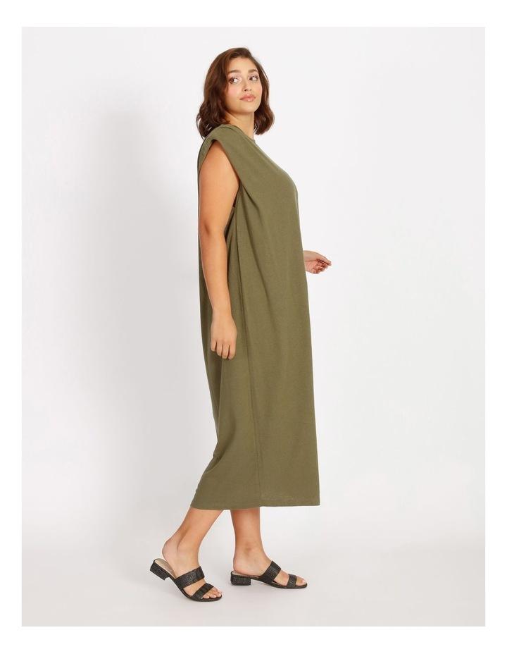Muscle Tank Midi Dress image 2
