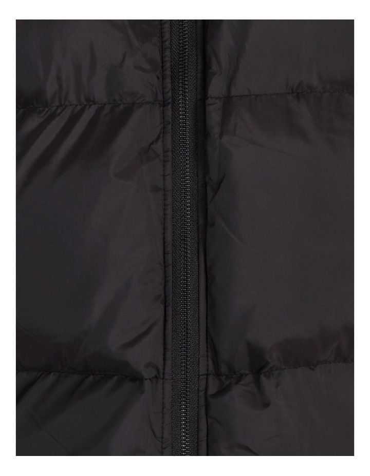 Recycled Short Puffer Jacket image 5