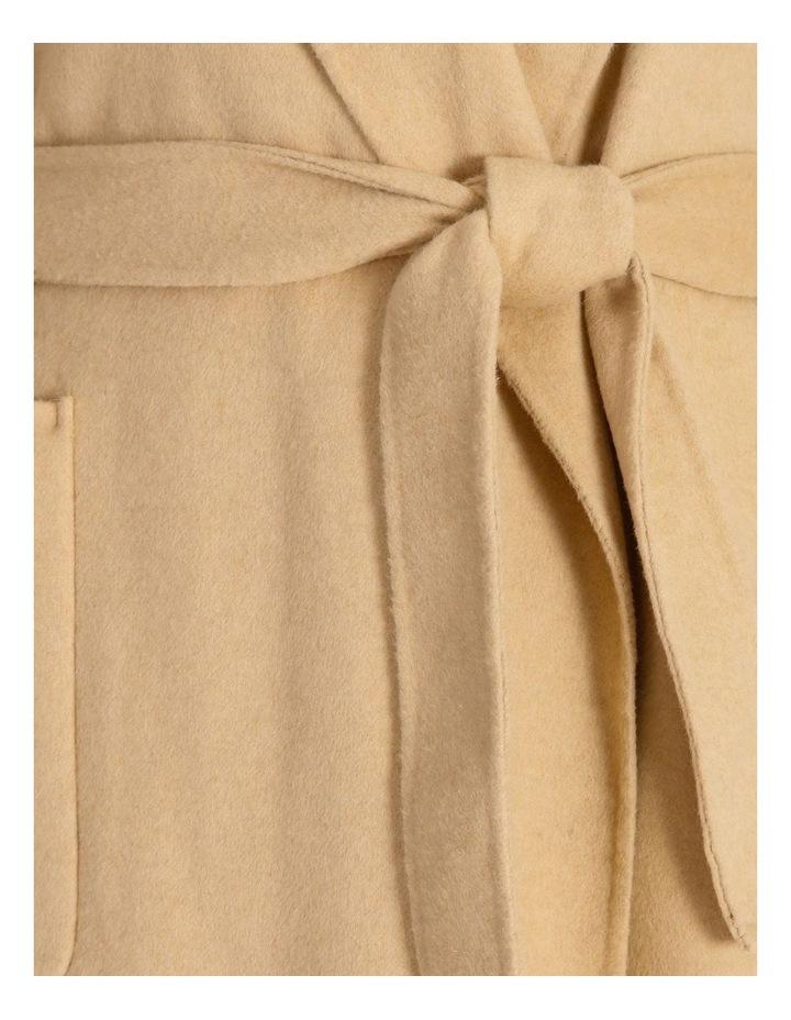 Unlined Wool Coat image 6