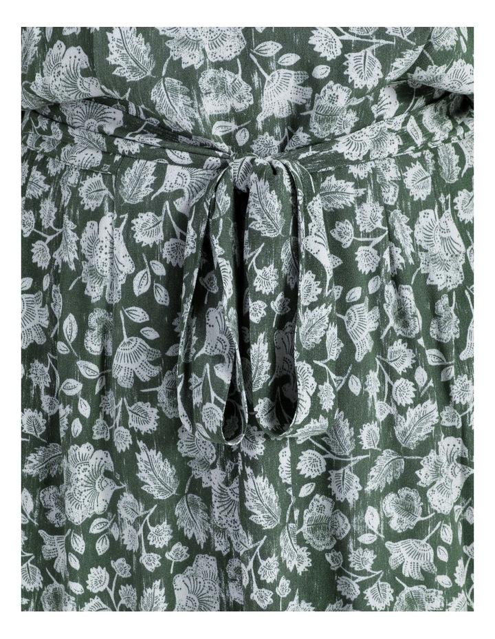 Crepe Mini Dress image 5