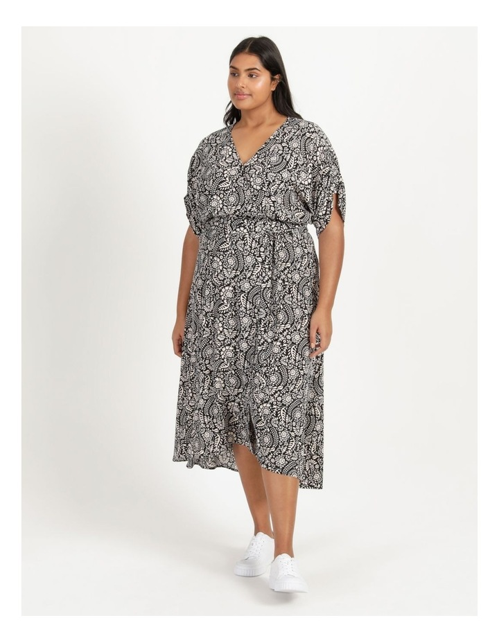 Ruched Sleeve Dress image 6