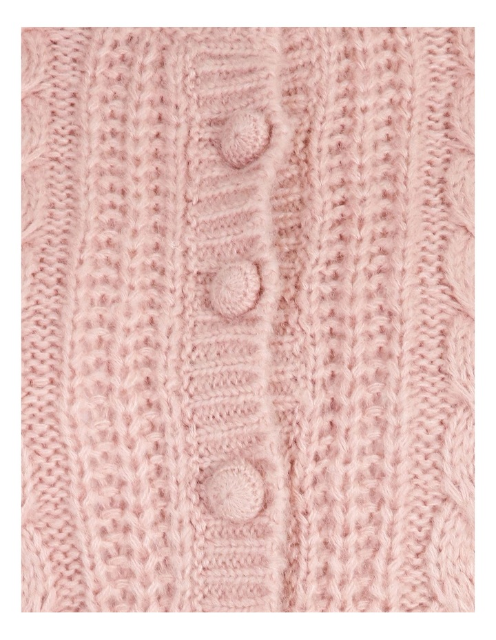 Cable Knit Cardigan image 5