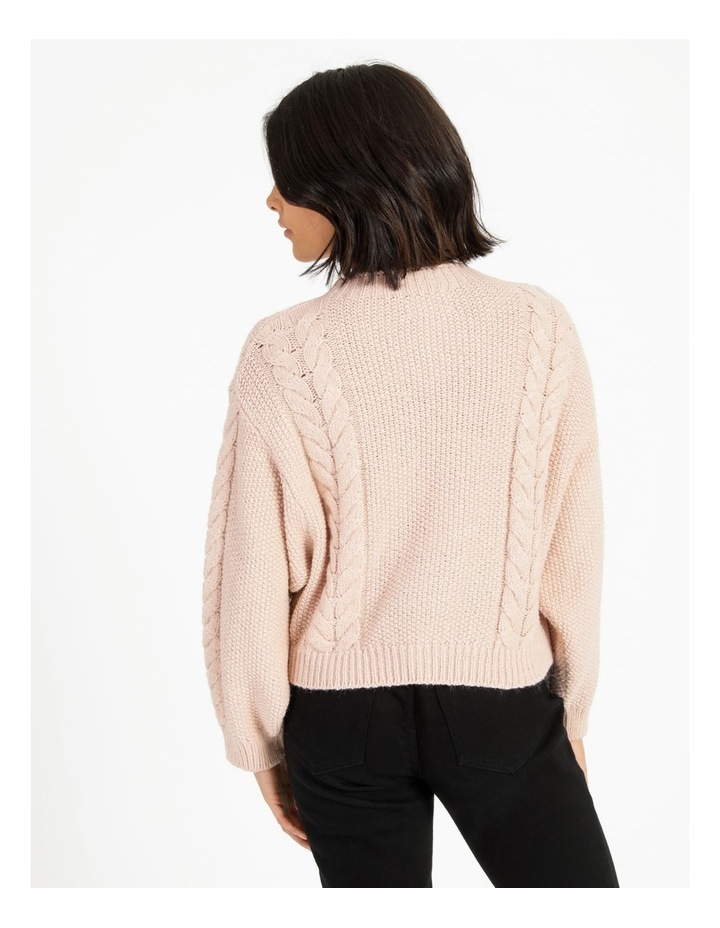 Cable Knit Jumper image 4