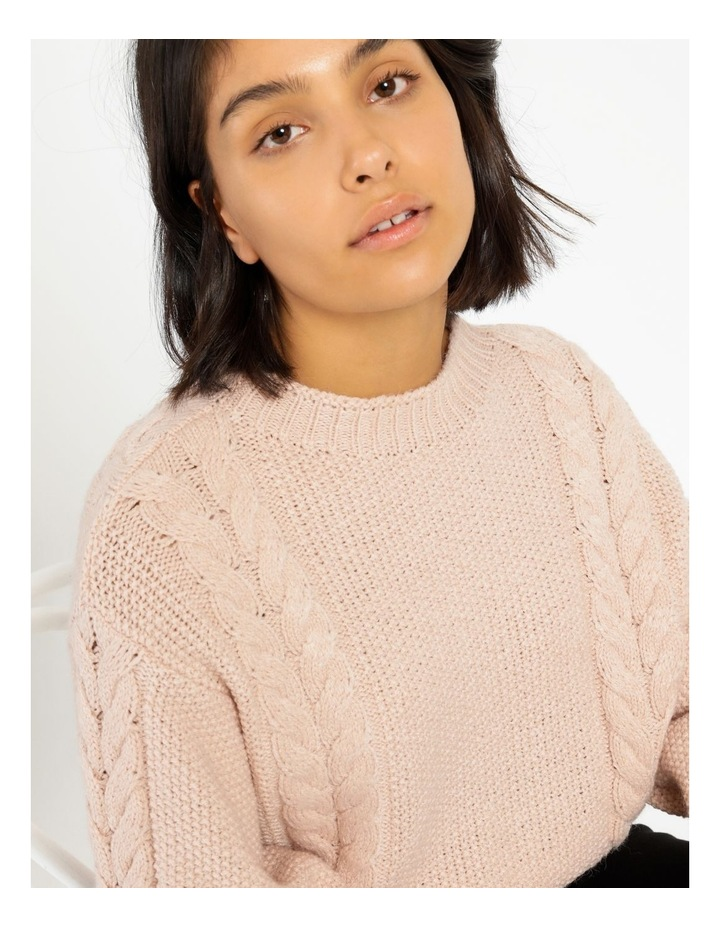 Cable Knit Jumper image 5
