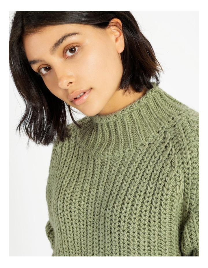 Turtle Neck Knit image 5