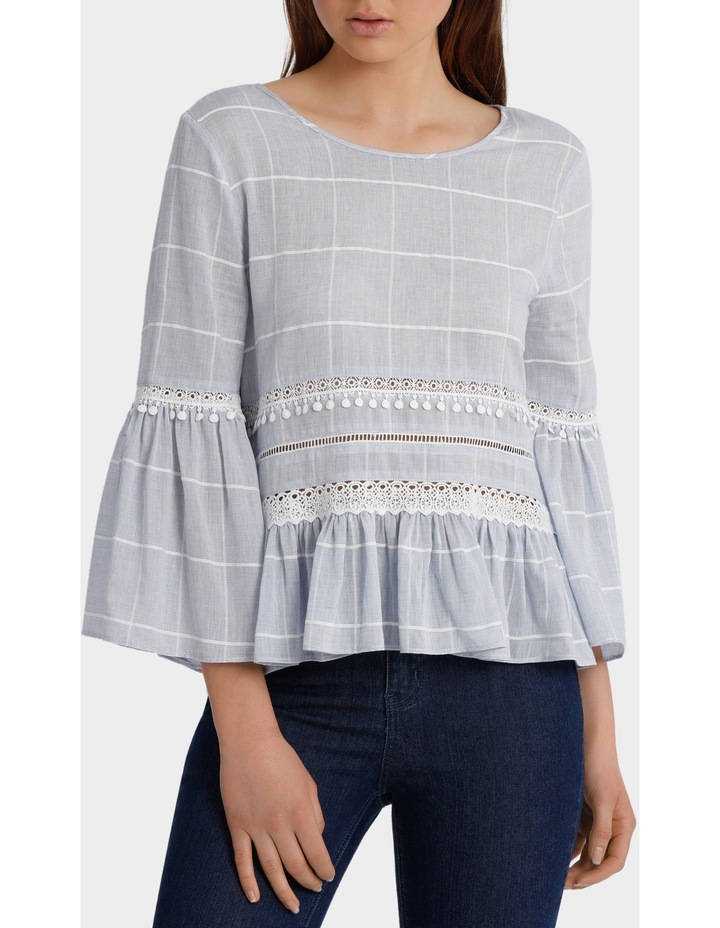 Top with Embroidery image 1
