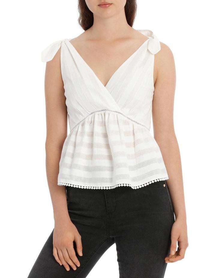 Top Tie shoulder image 1