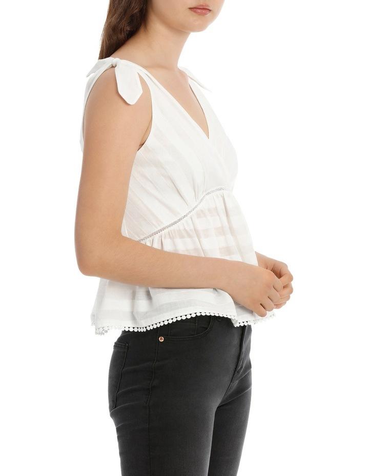 Top Tie shoulder image 2