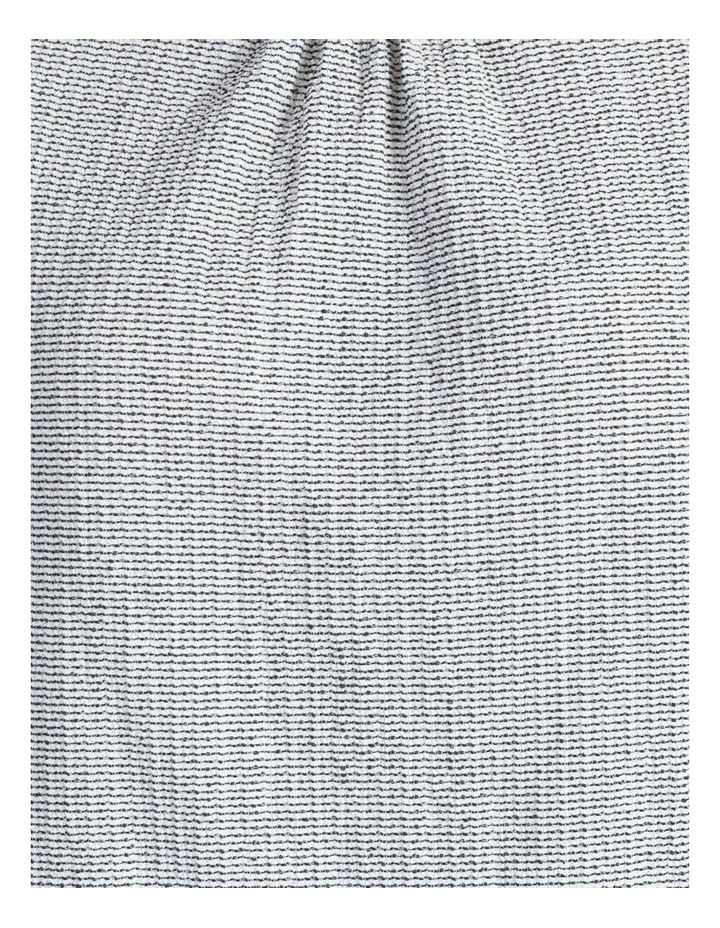 Textured Knit Ruffle Top image 6