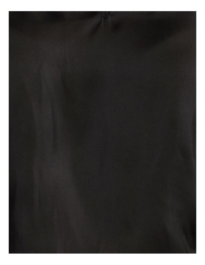 Long Sleeve Satin Blouse image 7