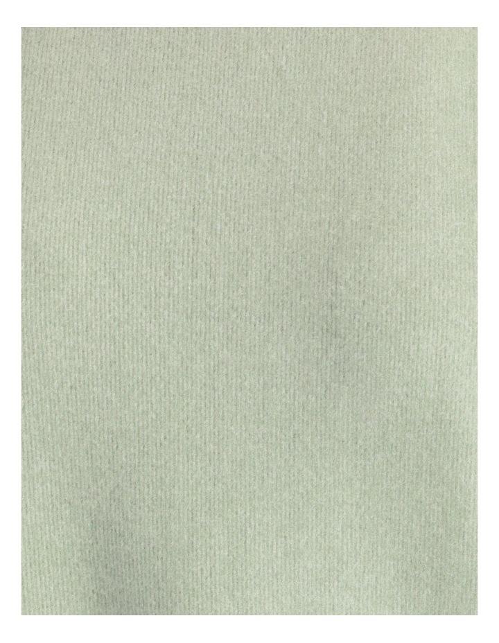 Short Sleeve Thick Rib Tee image 7
