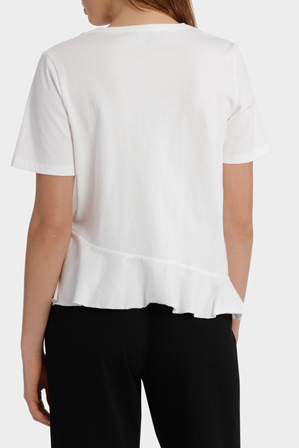 Piper Petites - Tee with Ruffle Details