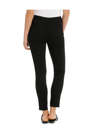 Piper Petites - Slim Leg High Waist Jeans