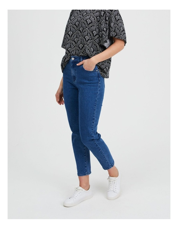 Slim Leg Denim Jean image 4