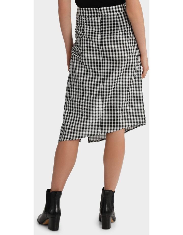 Ruffle Gingham Skirt image 3