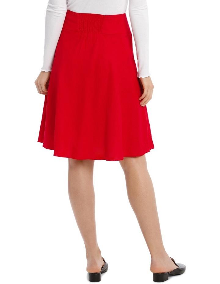Skirt Slight Flare image 3