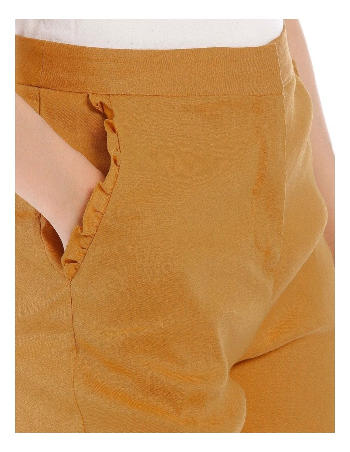 Pant With Frill image 4