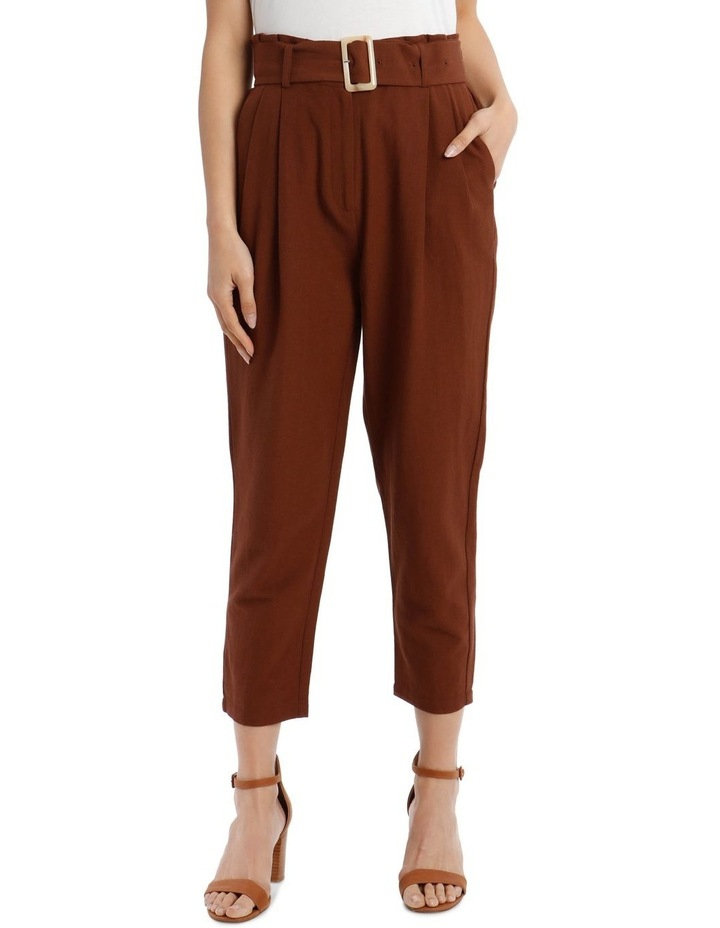 3/4 Length Tapered Leg Pant image 1