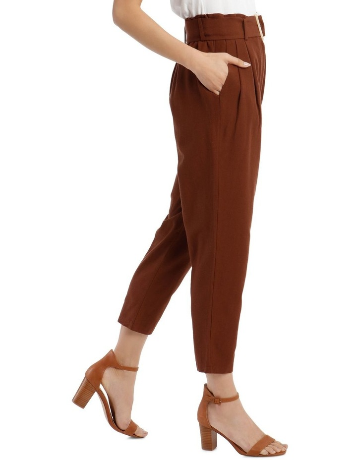 3/4 Length Tapered Leg Pant image 2