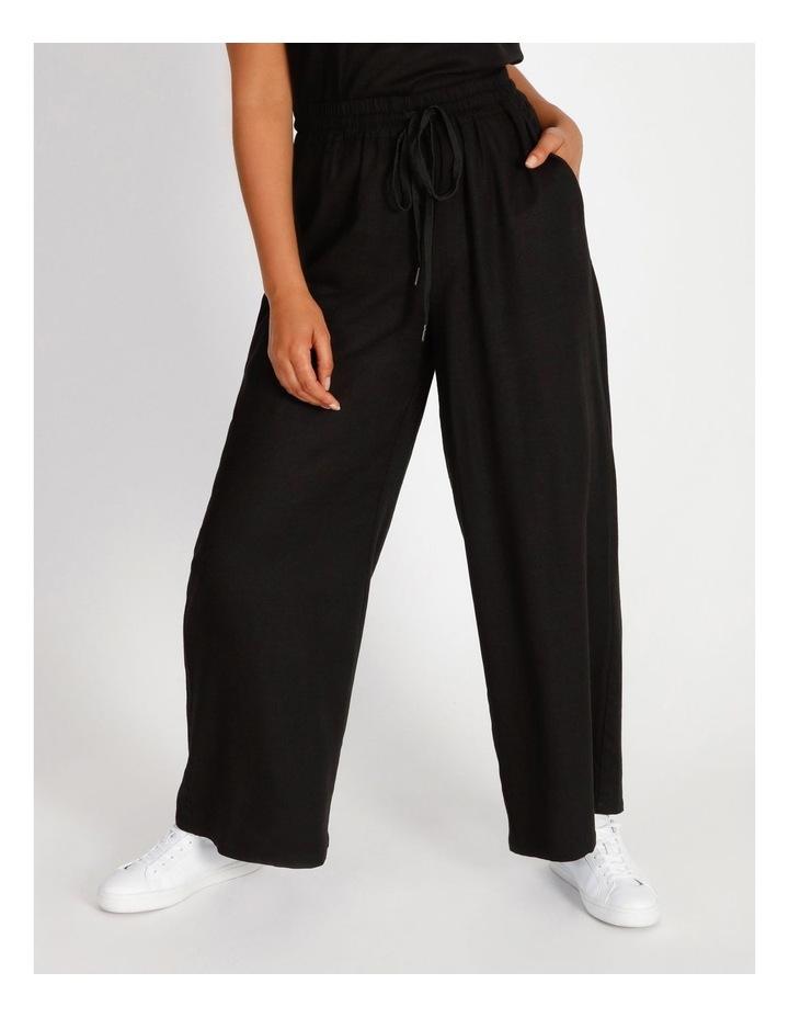 Wide Leg Linen Pant image 1